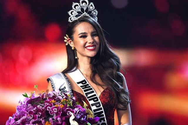 Catriona Gray Australian Filipino Model Singer