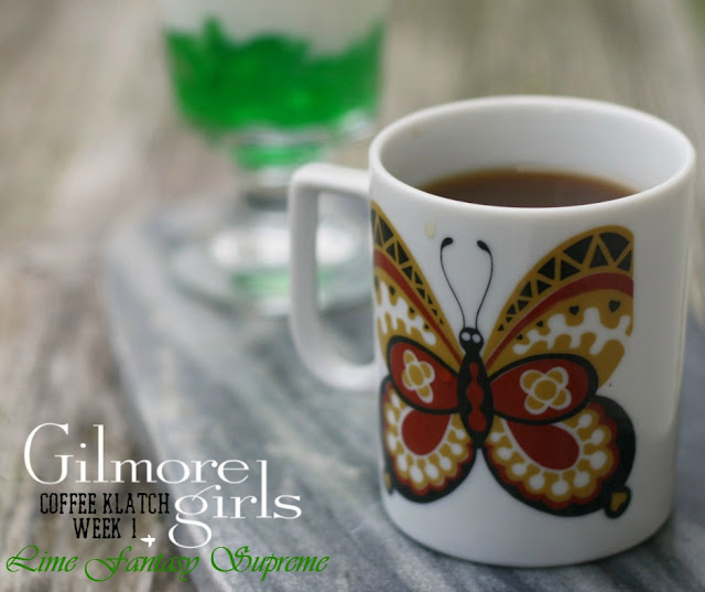 Lime Fantasty Supreme | Gilmore Girls Coffee Klatch: Week 1