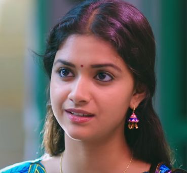 Rajini Murugan Actress Keerthi Suresh Images - Top 10 Cinema