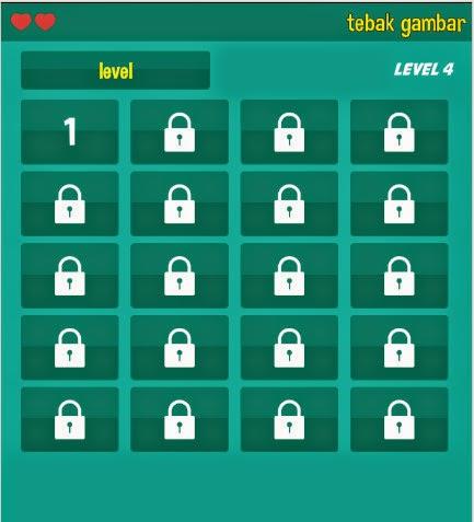 Kunci Jawaban Tebak Gambar Android Level 4 + Gambar