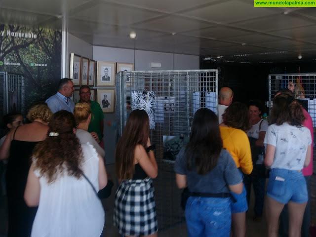 "Exposición ""Vidas Inertes"" en Breña Baja"