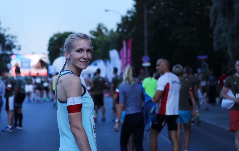 runners, Warszawa, polska walcząca