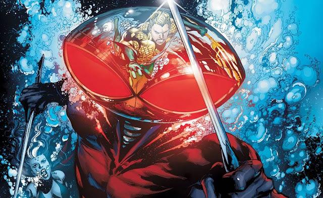Siapa itu Black Manta? Ketahui asal-usul dan kekuatannya di bawah ini!