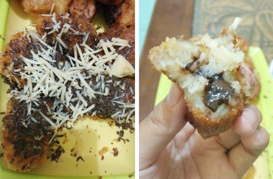Resep Pisang Goreng Nugget Coklat Keju (Banana Nuget)