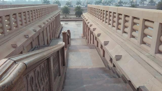 ambedkar park stairs