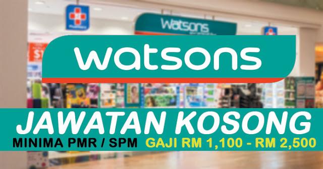 https://www.kerjayaharian.com/2019/02/Watsons-permohonan.html