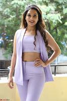 Tanya Hope in Crop top and Trousers Beautiful Pics at her Interview 13 7 2017 ~  Exclusive Celebrities Galleries 007.JPG