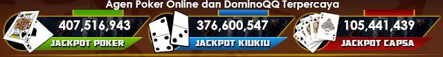 Agen Poker Online Dan DominoQQ Terpercaya