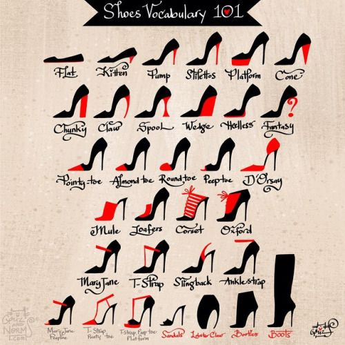 THE STILETTO GANG: The Kick Off: An Ode to High Heels
