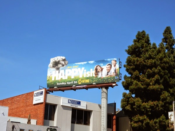 Happyish season 1 billboard