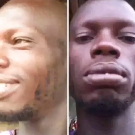 So Sad! Moving Train Cuts University Graduate Into Two in Lagos (Graphic Photos)