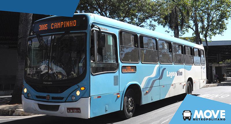 Ônibus de Lagoa Santa