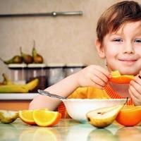 islam menganjurkan makan buah dahulu