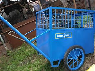 gerobak sampah murah