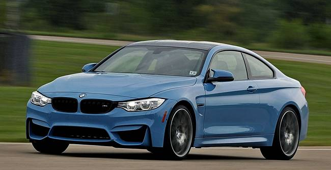 2016 BMW M4 Coupe DCT Competition Package