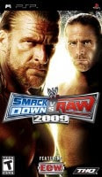 WWE SmackDwon Vs RAW 2009