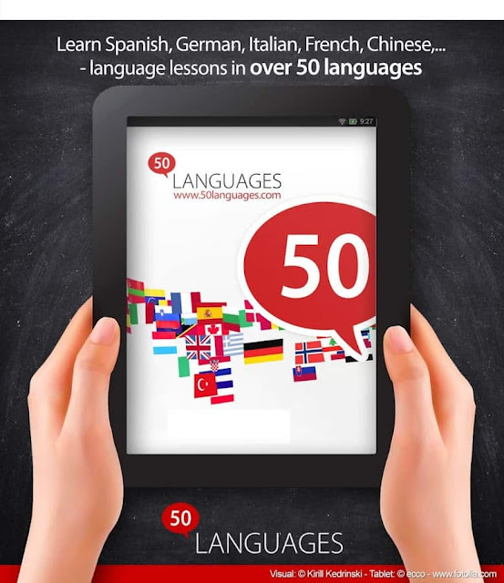 Learn 50 languages Android