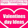 Valentines day Ideas | February