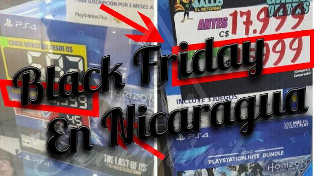 Black Friday Nicaragua