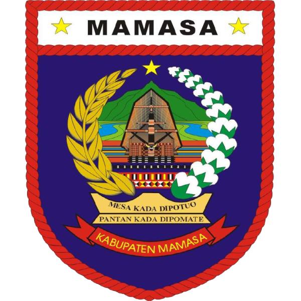 Logo Lambang Kabupaten Mamasa