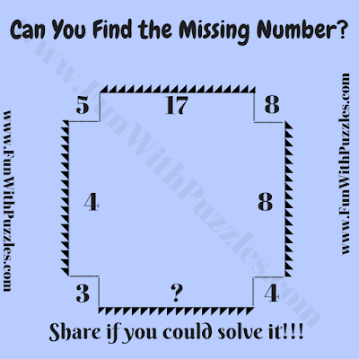 Maths Fun Brain Teaser for Adults