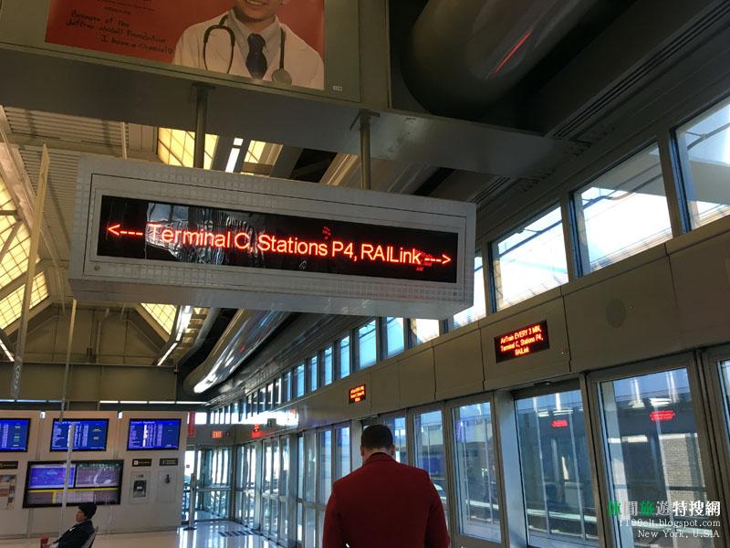 美國紐華克自由國際機場(EWR)到紐約曼哈頓交通方式
