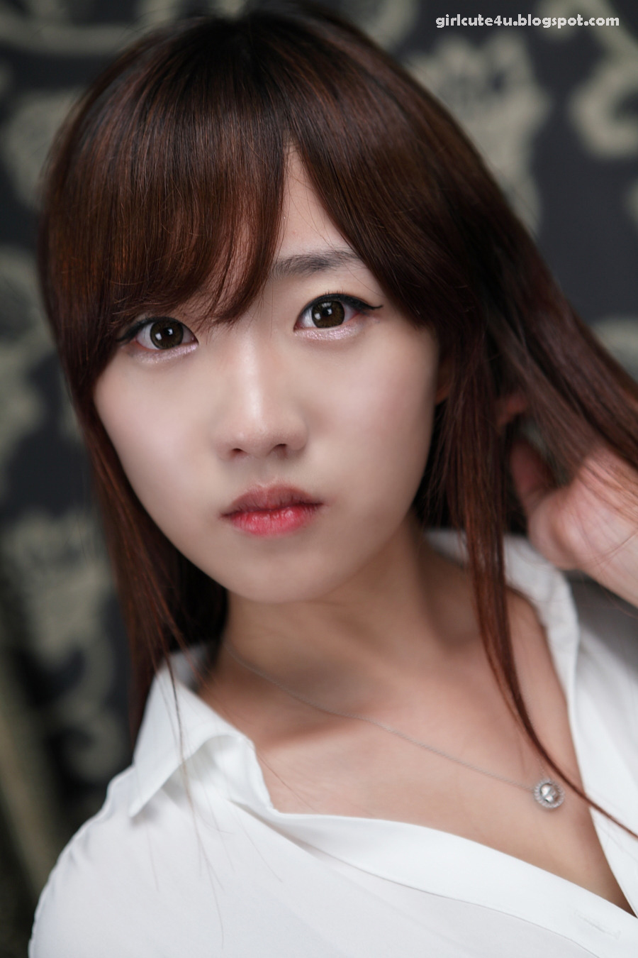 Cute Korean 15 Girl So Yeon Yang Going To Office Cute Girl