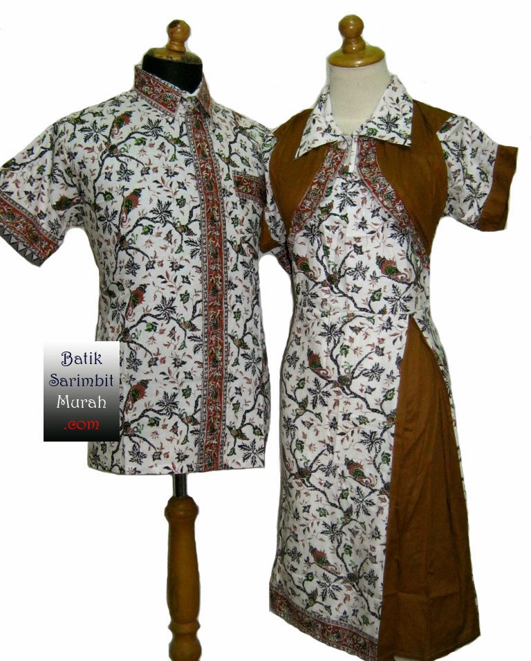 Macam Model Baju Batik: ModelBaju24: Macam Macam Model Baju Batik Wanita