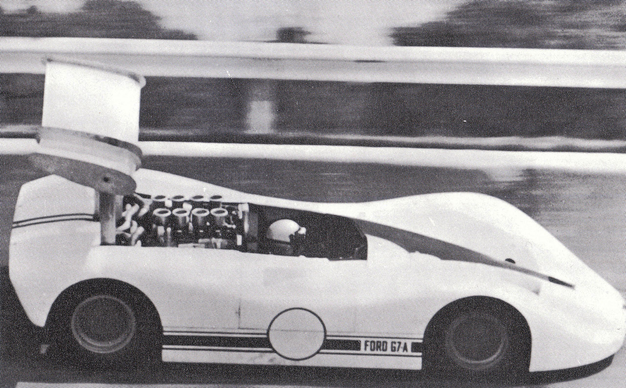 Gt40 Mirage Ford J9