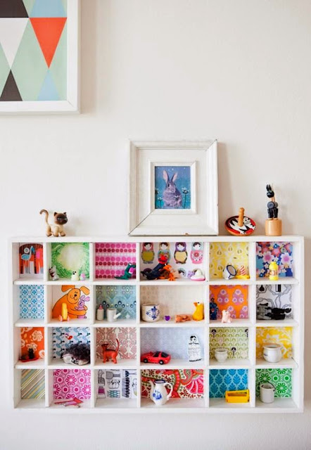 Photo of Shelf for Kids Room