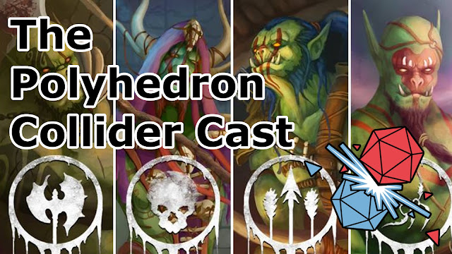 The Polyhedron Collider Cast Episode 51 - Dinosaur Island and Ravage: Dungeons of Plunder