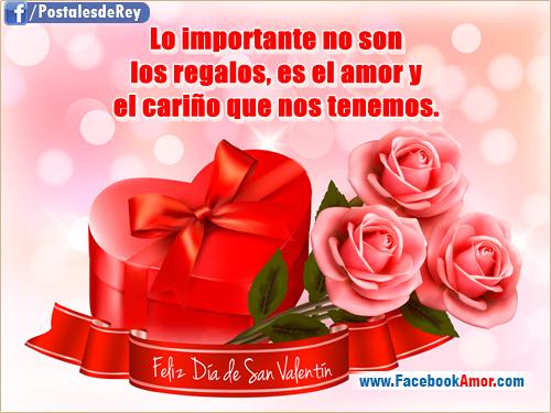 Frases De Amor Para San Valentin Con Imagenes Bonitas De: Tarjetas Bonitas Con Frases De San Valentin