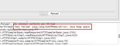 jmeter-memory-error