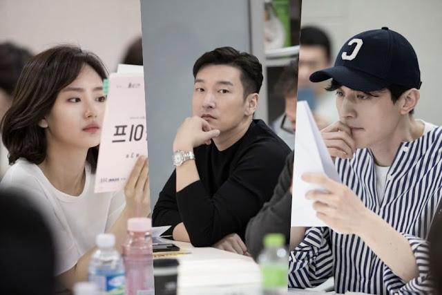 bulan kami akan menawarkan rekomendasi drama drama terbaru yang rilis atau tayang pada bu Rekomendasi 6 Drama Korea Bulan Juli 2018