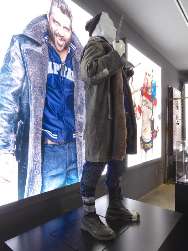 Suicide Squad Captain Boomerang film costume