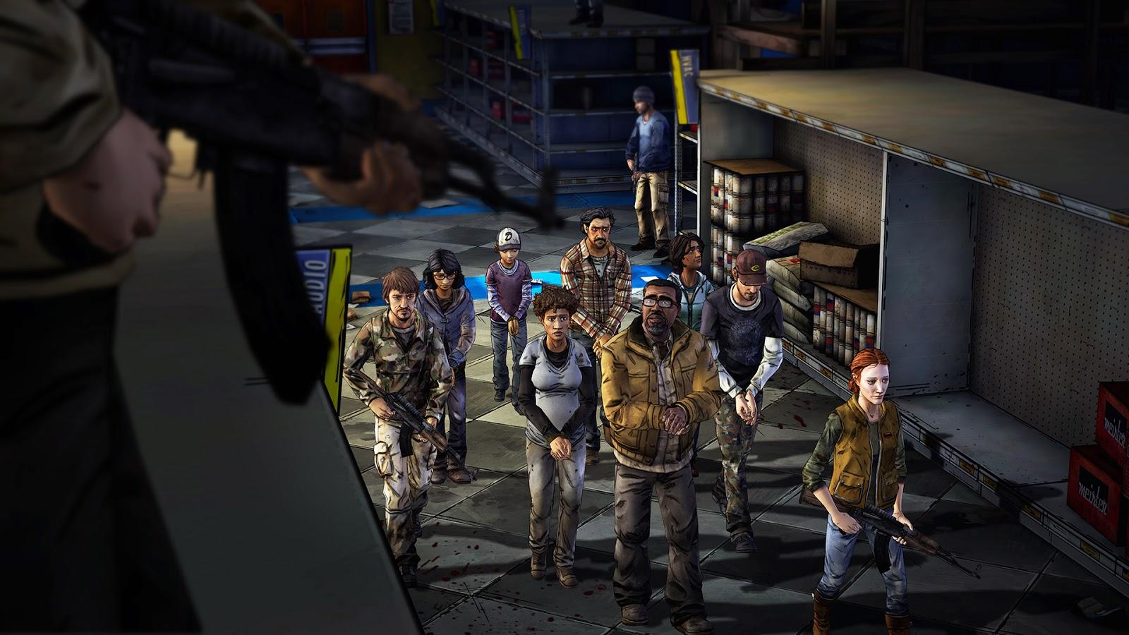 Review The Walking Dead Season 2 Episode 3 In Harms