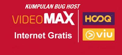 Kumpulan Bug Host Videomax yang Masih Aktif Terbaru 2018