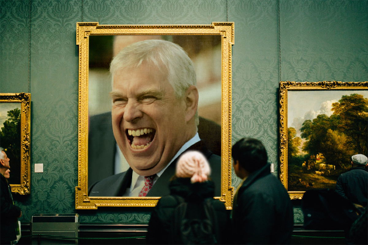 Our Grand Olde Duke of York!