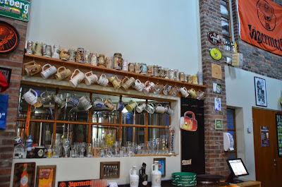 Cervejaria do Farol.