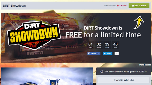 DIRT 3 Showdown
