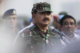 Panglima TNI Dianugerahi Bintang Negara Brunei Darussalam
