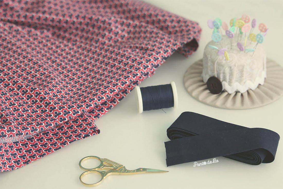 Cómo aumentar el largo de las prendas, dobladillo postizo