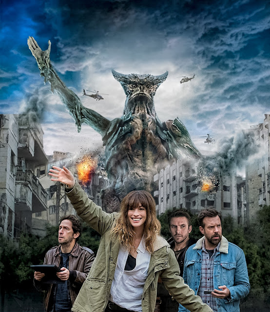 Colossal (2017) Movie Poster