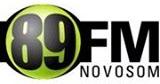 Rádio 89 FM Novo Som de Barra Bonita ao vivo