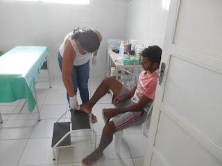 Morador da Zona Rural de Sossego sofre acidente e é socorrido pelo prefeito