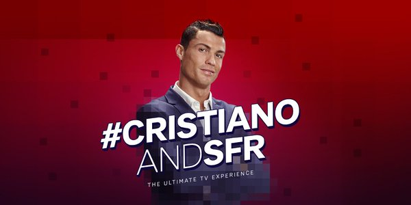 Ronaldo debuta como embajador de Altice con un fiasco amoroso