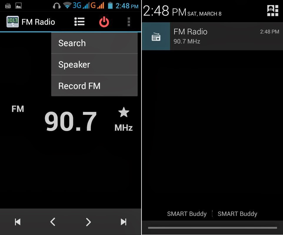 SKK Mobile Wind Review FM Radio