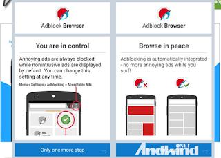 cara untuk menghilangkan iklan di hp android
