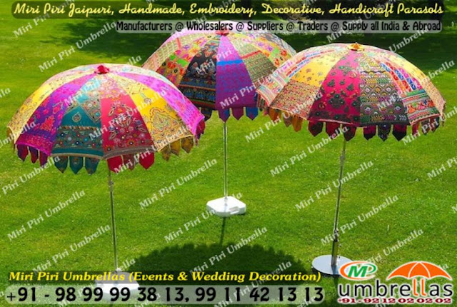 Rajasthani jaipuri wedding decorative umbrellas parasols rajasthani umbrella price rajasthani umbrella wholesale rajasthaniumbrella online jaipur umbrellas online indian wedding umbrellas for sale junglespirit Gallery