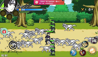 Download Naruto Senki Ultimate Ninja Heroes 3 Mod by Tutorial Production Apk